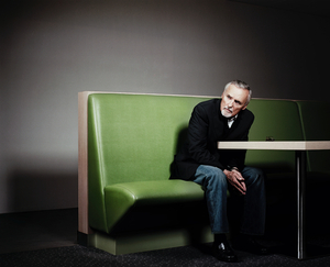 2nd prize Portraits Singles. © Jérôme Bonnet, France, Corbis Outline for Le Monde 2. Dennis Hopper