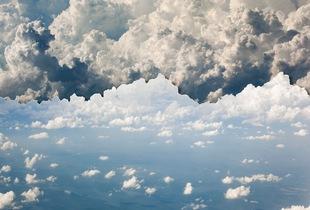 "Sky Edge, from the series ""Broken Horizons"" © Becky Comber"