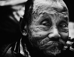 Street Portrait © Tatsuo Suzuki