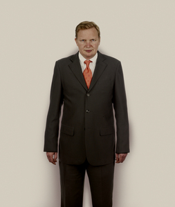 Jim Messina, 39, Deputy White House Chief of Staff © Nadav Kander for The New York Times Magazine