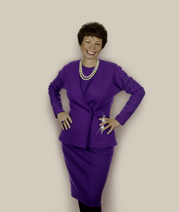 Valerie Jarrett, 52, Senior Advisor © Nadav Kander for The New York Times Magazine