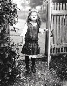 Farmer's Daughter, 1919 © August Sander