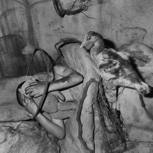 Companion, 2006, from the series Boarding House © Roger Ballen