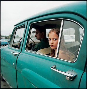 Alicia, Ukraine, 2005, from Strangely Familiar by Michal Chelbin, Aperture 2008 © Michal Chelbin