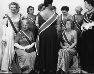 The Generals of the Daughters of the American Revolution, DAR Convention, Mayflower Hotel, Washington, D.C., October 15, 1963, © 2008 The Richard Avedon Foundation