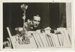 Bill Burroughs, 1953 © Allen Ginsberg