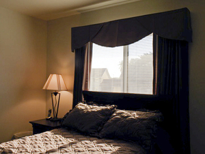 "Naval Base Visitor Bedroom from ""If The Light Goes Out: Home from Guantanamo"" © Edmund Clark"