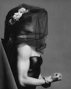 Lisa Lyon, 1982 © Robert Mapplethorpe Foundation. Used by permission