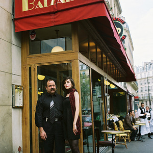 "Gabriel, Maître D  Brasserie Balzar, September 2007, from the series ""A Husband in Paris"" © Katarina Radovic"