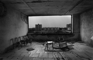 From the Polessia Hotel, Pripyat, Exclusion Zone (Ukraine) © Pierpaolo Mittica