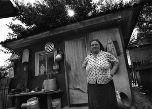 Maria, Paryscev, Exclusion Zone (Ukraine) © Pierpaolo Mittica