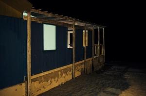 On April 23rd, 2003, 6 immigrants disembark in the Ragusa coastal area, between Punta Secca and Punta Braccetto © Massimo Cristaldi