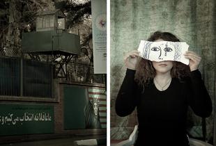 Tehran - An Ocean of Dreams       Mehdi the Boxer  &  Brecht at the Slaughterhouse