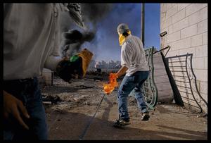 West Bank, 2000 © James Nachtwey