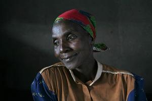 Neri James, Petros Village, Malawi, 2006 © Guy Tillim, courtesy of Huis Marseille