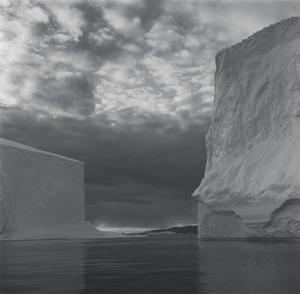 Iceberg #23, Disko Bay, Greenland © Lynn Davis, courtesy of Prix Pictet, 2008
