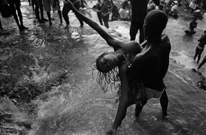Sodo Haiti 2007, from Waters of Hope © Christian Cravo, courtesy of Prix Pictet 2008