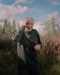 "From the exhibition ""Kainuu"" © Aapo Huhta"