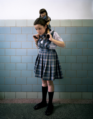 Sophia, Long Beach, NY, 2012 From the series American Girls © Ilona Szwarc