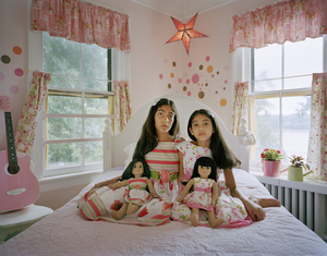 Maya and Leela, Northport, NY, 2011 From the series American Girls © Ilona Szwarc