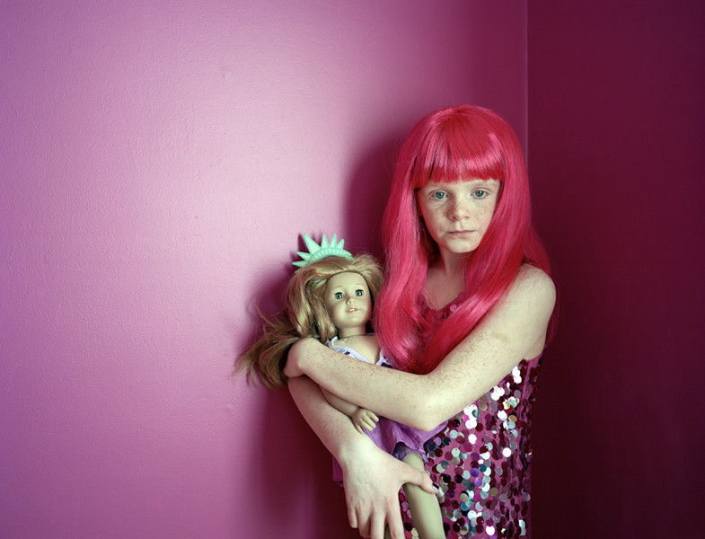 Lexi, Lindenhurst, NY, 2012 From the series American Girls © Ilona Szwarc