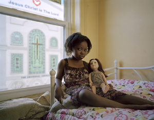 Molleen, Brooklyn, NY, 2012 From the series American Girls © Ilona Szwarc