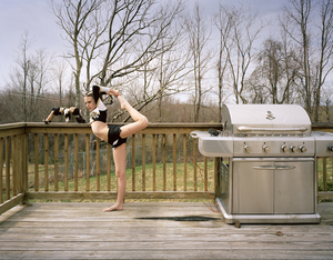 Hannah, Dudley, MA, 2012 From the series American Girls © Ilona Szwarc