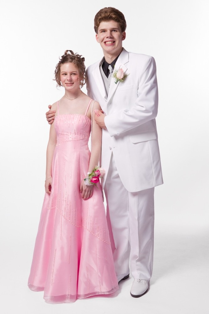 Prom Couple #7142  © Rick Ashley