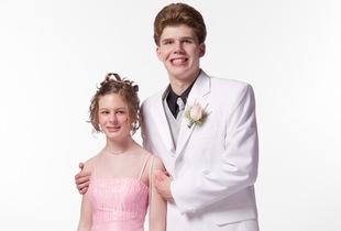 Prom Couple #7142  © Rick Ashley