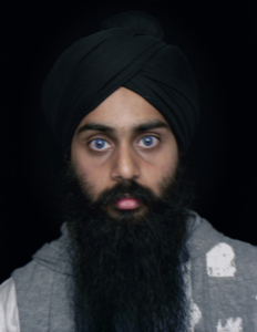 Harwinder, Sikh, UK, from the series Observance © Nicola Dove 2007