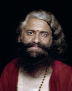 Swami, Hindu, India, from the series Observance © Nicola Dove 2007