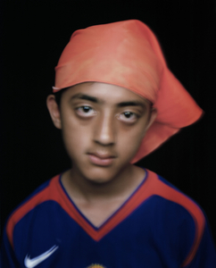 Ashdeep, Sikh, UK, from the series Observance © Nicola Dove 2007