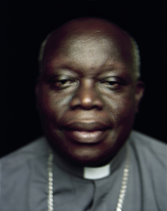 Odama, Archbishop, Uganda, from the series Observance © Nicola Dove 2007