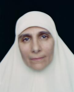 Israa, Muslim, Iraq, from the series Observance © Nicola Dove 2007
