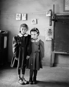 "Untitled, from the series ""Sweet Nothings: Schoolgirls of Eastern Anatolia"", 2007 © Vanessa Winship"