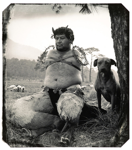 © Joel-Peter Witkin 'Satrio, Mexico', 1992. From 'Bodies'