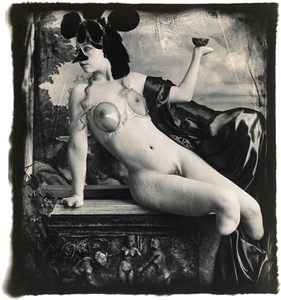 © Joel-Peter Witkin, 'Humour And Fear', 1999. From 'Bodies'