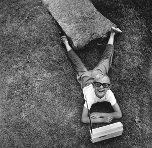Music on the Grass, 1968 © Antanas Sutkus,  Russian Tea Room Gallery
