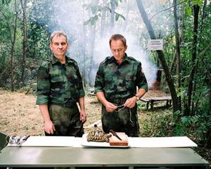 Army Cooks, Beograd, 2007 © Martin Kollar