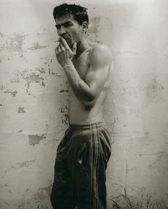 Untitled, Bensdorf 2006, from Workers © Ingar Krauss