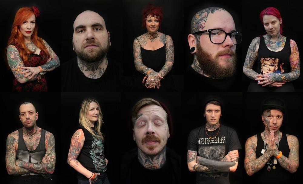 Ten Tattooists