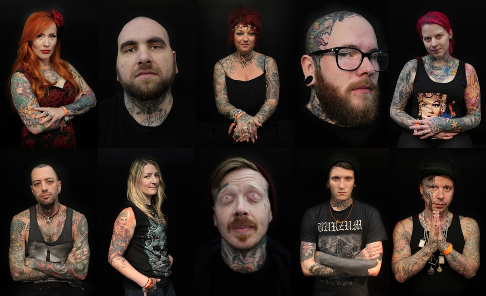 Ten Tattooists