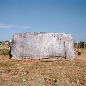 Makeshift shack. San Agustin, Almería. © Reinaldo Loureiro