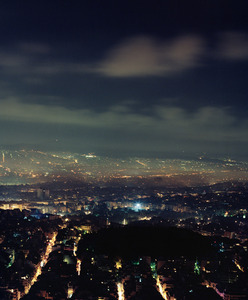 Athens NNW © Yiannis Hadjiaslanis