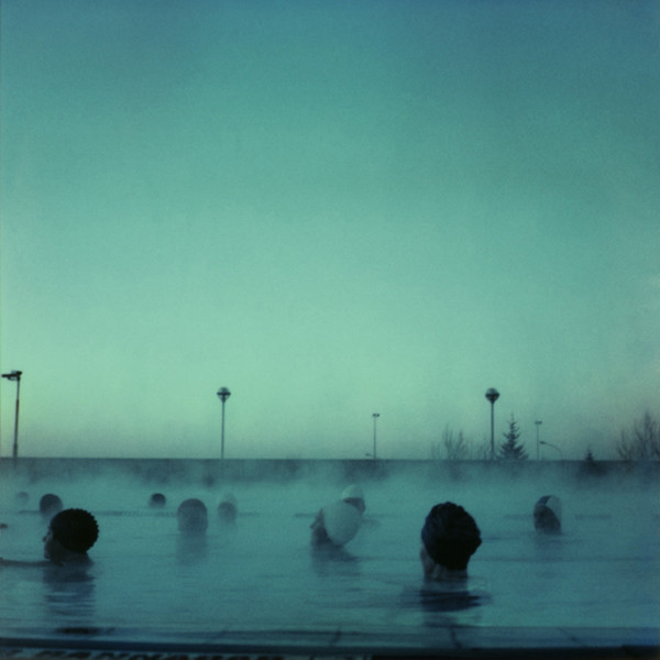 © Damien Peyret, Untitled, from the series Swim  Steam Image courtesy Yours Gallery, Warsaw