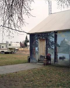 Camper, Teton Idaho © Alexis Pike