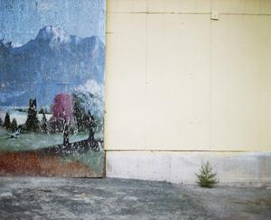 Yellow Wall, Arco Idaho© Alexis Pike