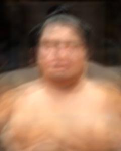Sumo wrestler © Won Kim