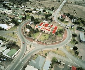Beaufort West Prison, 2006 © Mikhael Subotzky/Magnum Photos