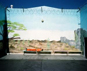 Jaco, Beaufort West Prison, 2006 © Mikhael Subotzky/Magnum Photos